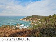 Купить «coast of the atlantic ocean in galicia, Spain», фото № 27843316, снято 25 июня 2019 г. (c) PantherMedia / Фотобанк Лори