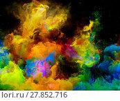 Купить «Elements of Space Nebula», фото № 27852716, снято 20 июля 2018 г. (c) PantherMedia / Фотобанк Лори