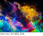 Купить «Game of Space Nebula», фото № 27852724, снято 20 июля 2018 г. (c) PantherMedia / Фотобанк Лори