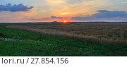 Купить «Rural landscape», фото № 27854156, снято 19 февраля 2019 г. (c) PantherMedia / Фотобанк Лори