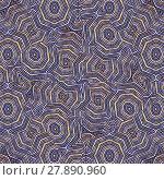 Купить «Modern Intricate Geometric Pattern», фото № 27890960, снято 16 января 2019 г. (c) PantherMedia / Фотобанк Лори