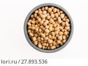 Купить «soya beans», фото № 27893536, снято 21 февраля 2018 г. (c) PantherMedia / Фотобанк Лори