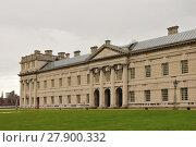 Купить «royal naval college in greenwich borough in london», фото № 27900332, снято 21 октября 2018 г. (c) PantherMedia / Фотобанк Лори