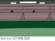 Купить «Large Stadium with Scoreboard», иллюстрация № 27908920 (c) PantherMedia / Фотобанк Лори