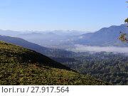 Купить «autumnal voralpenlandschaft», фото № 27917564, снято 17 июля 2019 г. (c) PantherMedia / Фотобанк Лори