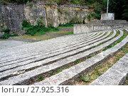 Open-air theater in Gora Swietej Anny, Upper Silesia. Стоковое фото, фотограф Zoonar/G.Sitnik-Schm / easy Fotostock / Фотобанк Лори
