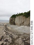 Купить «Kunasir Kurils islands Rocks Russia», фото № 27946948, снято 22 марта 2019 г. (c) PantherMedia / Фотобанк Лори