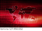 Купить «Telecommunications System», фото № 27950032, снято 23 апреля 2018 г. (c) PantherMedia / Фотобанк Лори