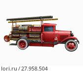 Купить «truck cart lorry firefighting handcart», фото № 27958504, снято 21 ноября 2018 г. (c) PantherMedia / Фотобанк Лори