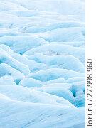 Купить «Glacier Iceland», фото № 27998960, снято 22 марта 2019 г. (c) PantherMedia / Фотобанк Лори