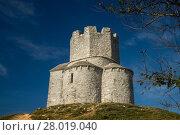 Купить «church of st. nicolas,nin,island of vir,croatia», фото № 28019040, снято 14 ноября 2018 г. (c) PantherMedia / Фотобанк Лори