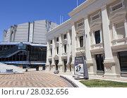 Купить «Wellington Civic Square», фото № 28032656, снято 19 марта 2019 г. (c) PantherMedia / Фотобанк Лори