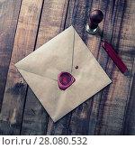 Купить «Envelope», фото № 28080532, снято 13 июля 2020 г. (c) easy Fotostock / Фотобанк Лори