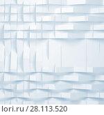 Купить «Geometric pattern, double exposure, 3d», иллюстрация № 28113520 (c) EugeneSergeev / Фотобанк Лори