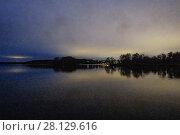 Купить «STOCKHOLM, SWEDEN. Winter sunset on Lake Mälaren.», фото № 28129616, снято 16 января 2018 г. (c) age Fotostock / Фотобанк Лори