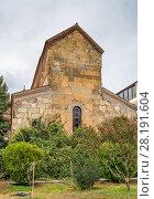 Купить «Anchiskhati Basilica, Tbilisi, Georgia», фото № 28191604, снято 5 октября 2017 г. (c) Boris Breytman / Фотобанк Лори