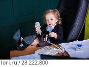 Босс. Стоковое фото, фотограф Корнеева Ирина Владимировна / Фотобанк Лори