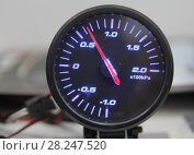 Купить «External tachometer for the modern mechanical engineering», фото № 28247520, снято 29 марта 2018 г. (c) Константин Шишкин / Фотобанк Лори