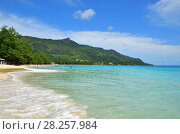 Beau Vallon beach, Seychelles islands (2011 год). Стоковое фото, фотограф Знаменский Олег / Фотобанк Лори