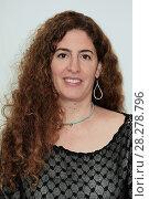 Купить «Annemarie Jacir during 'Wajib' film photocall, Rome, Italy 09 apr 2018.», фото № 28278796, снято 9 апреля 2018 г. (c) age Fotostock / Фотобанк Лори