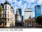Купить «Buenos Aires Metropolitan Cathedral», фото № 28280208, снято 21 февраля 2017 г. (c) Яков Филимонов / Фотобанк Лори