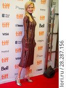 Купить «Actors attends a premiere for 'Lion' for the annual Toronto Film Festival (TIFF), in Toronto, Canada. Featuring: Nicole Kidman Where: Toronto, Canada When: 10 Sep 2016 Credit: Euan Cherry/WENN.com», фото № 28287156, снято 10 сентября 2016 г. (c) age Fotostock / Фотобанк Лори