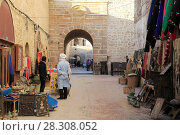 Купить «Artisans Market below ramparts, Medina, UNESCO World Heritage Site, Essaouira, Morocco, North Africa, Africa», фото № 28308052, снято 26 марта 2017 г. (c) age Fotostock / Фотобанк Лори