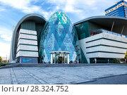 Купить «Торговый центр Park Bulvar. Баку. Азербайджан», фото № 28324752, снято 22 сентября 2017 г. (c) Евгений Ткачёв / Фотобанк Лори