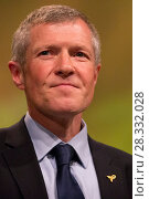 Купить «Willie Rennie, leader of the Scottish Liberal Democrats, addressing the party's conference, at the Brighton Conference Centre in Brighton, East Sussex...», фото № 28332028, снято 19 сентября 2016 г. (c) age Fotostock / Фотобанк Лори