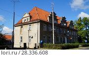 Купить «Архитектура Пруссии», фото № 28336608, снято 21 сентября 2016 г. (c) Ed_Z / Фотобанк Лори