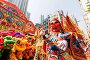 Купить «China, Hong Kong, Parade Participant Dresssed as Taoist God», фото № 28341892, снято 27 апреля 2018 г. (c) age Fotostock / Фотобанк Лори
