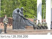 Купить «9 мая», фото № 28358200, снято 8 мая 2016 г. (c) Sergey Rusanov / Фотобанк Лори