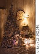 Christmas Still Life. Стоковое фото, фотограф Андрей Скат / Фотобанк Лори
