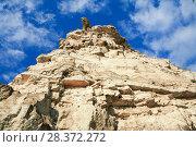 Купить «Гора Верблюд недалеко от села Ширяево», фото № 28372272, снято 2 сентября 2009 г. (c) Акиньшин Владимир / Фотобанк Лори