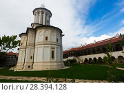 Купить «Monastery Horezu in romanian city», фото № 28394128, снято 22 сентября 2017 г. (c) Яков Филимонов / Фотобанк Лори