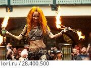 Купить «15th London International Tattoo Convention Featuring: Pyrohex Where: London, United Kingdom When: 23 Sep 2016 Credit: WENN.com», фото № 28400500, снято 23 сентября 2016 г. (c) age Fotostock / Фотобанк Лори