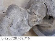 Купить «School of sculptors, restoration of sculptures, workshop repair depot», фото № 28469716, снято 2 марта 2014 г. (c) Сурикова Ирина / Фотобанк Лори