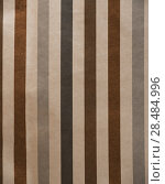 Купить «Old grunge striped paper background», фото № 28484996, снято 18 ноября 2012 г. (c) Ingram Publishing / Фотобанк Лори