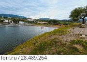 Купить «Cala de Portlligat bay(Spain).», фото № 28489264, снято 2 июня 2016 г. (c) Юрий Брыкайло / Фотобанк Лори