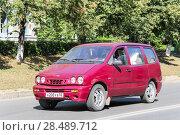Купить «Lada Nadezhda», фото № 28489712, снято 19 августа 2011 г. (c) Art Konovalov / Фотобанк Лори