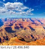 Купить «Arizona Grand Canyon National Park Mother Point in USA», фото № 28496840, снято 14 апреля 2013 г. (c) Ingram Publishing / Фотобанк Лори