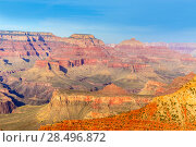 Купить «Arizona Grand Canyon National Park Mother Point in USA», фото № 28496872, снято 14 апреля 2013 г. (c) Ingram Publishing / Фотобанк Лори