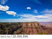 Купить «Arizona Grand Canyon National Park Yavapai Point USA», фото № 28496896, снято 13 апреля 2013 г. (c) Ingram Publishing / Фотобанк Лори