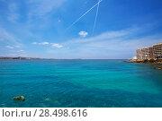 Купить «Ibiza San Antonio Abad Sant Antoni de Portmany in Balearic Islands», фото № 28498616, снято 7 июня 2013 г. (c) Ingram Publishing / Фотобанк Лори