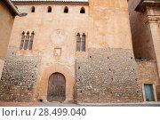 Sot de Ferrer Castillo Palacio del Senor palace in Valencia Spain (2007 год). Стоковое фото, фотограф Tono Balaguer / Ingram Publishing / Фотобанк Лори