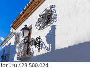 Купить «Altea old village in white whitewashed typical Mediterranean at Alicante Spain», фото № 28500024, снято 23 января 2014 г. (c) Ingram Publishing / Фотобанк Лори