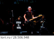 Купить «Roger Waters performs onstage during Desert Trip at The Empire Polo Club in Indio, California. Featuring: Roger Waters Where: Indio, California, United States When: 16 Oct 2016 Credit: WENN.com», фото № 28506948, снято 16 октября 2016 г. (c) age Fotostock / Фотобанк Лори