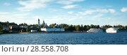 Купить «cruise boats myshkin», фото № 28558708, снято 27 августа 2016 г. (c) Яков Филимонов / Фотобанк Лори