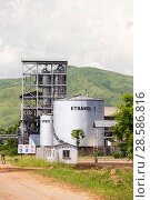 Купить «An ethanol plant at Chikwawa in the Shire Valley, Malawi, March 2015.», фото № 28586816, снято 20 сентября 2018 г. (c) Nature Picture Library / Фотобанк Лори