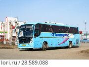 Купить «Golaz 5291 Cruise», фото № 28589088, снято 6 апреля 2008 г. (c) Art Konovalov / Фотобанк Лори